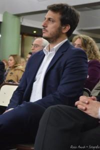 Julián Álvarez, Titular de la Secretaria de Justicia de la Nación y candidato a Intendente de Lanús.