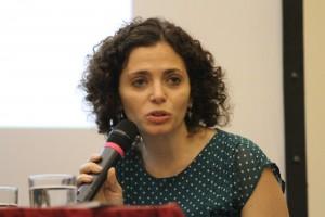 Carolina Karagueuzian, Directora del CNA
