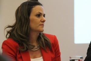 Celeste Adamoli, Coordinadora del Programa Educación y Memoria,