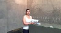"""Elizabeth Rizian, del Equipo de Educuación del Consejo Nacional Armenio, viajó a Armenia durante la visita del papa Francisco. En su recorrido entregó ejemplares de """"Genocidio Armenio. Preguntas, respuestas y […]"""