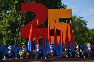 Hoy, 21 de septiembre, se celebran los 25 años de la independencia de Armenia, cuando el pueblo armenio se declaró a favor de la separación de la Unión Soviética a […]