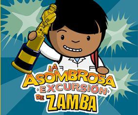 """El capítulo """"La asombrosa clase de Zamba sobre la Memoria"""" de la señal PakaPaka obtuvo ayer un premio Martín Fierro de cable en la categoría Infantil/Juvenil. El capítulo distinguido por […]"""