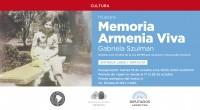 La muestra Memoria Armenia Viva se inaugurará el próximo 18 de octubre con un panel integrado por Brisa Varela, Khatchik DerGhougassian y Kissag Mouradian en el auditorio del anexo A […]
