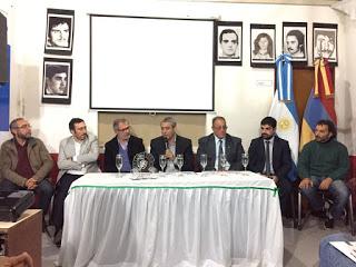 El espacio municipal de la memoria El Infierno, un ex centro clandestino de detención, tortura y exterminio en Avellaneda, fue sede de un acto durante la tarde del miércoles 26 […]