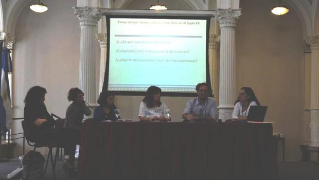 """El pasado jueves 14 de septiembre el Consejo Nacional Armenio de Sudamérica fue invitado a participar en el Seminario Internacional """"Experiencias significativas en el desafío de enseñar el Holocausto […]"""