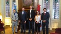 (Agencia Prensa Armenia) LaCámara de Diputados oficializó la conformación del Grupo Parlamentario de Amistad Argentino-Armenioen la tarde del jueves 19 de abril. Con la presidencia del diputadoWaldo Wolff(PRO), el grupo […]