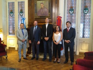 Grupo Parlamentario de Amistad Argentino-Armenio_Prensa Armenia