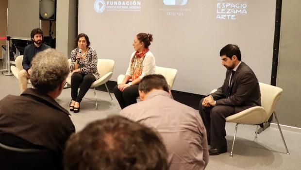 """Compartimos un resumen de lo que fue el pasado jueves la inauguración de las muestras """"Memoria Armenia Viva"""" de Gabriela Szulman y """"Sustancial"""" de Alejandro Avakian por el Centenario de […]"""