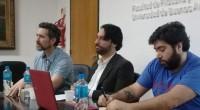 """El lunes 27 de agosto se llevó a cabo en la Sala del Consejo Directivo de la Facultad de Filosofía Letras – UBA, el panel """"100 años de la República […]"""
