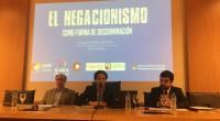 """El ciclo federal de charlas """"El negacionismo como forma de discriminación"""" tuvo una nueva entrega en San Juan el 7 de noviembre en el Aula Magna """"Monseñor Francisco Manfredi"""" de […]"""