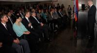 La República de Armenia condecoró a Jorge Taianapor su labor en el reconocimiento del Genocidio Armenio en la República Argentina. A través de su embajador Alexan Harutiunian le otorgó la […]