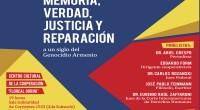 """Invitamos a la Conferencia """"Memoria, verdad, justicia y reparación», que se llevará a cabo el día miércoles 5 de agosto a las 19hs en la Sala Solidaridad del Centro Cultural […]"""