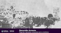 """""""Genocidio Armenio. Preguntas, respuestas y propuestas para su enseñanza"""" es un material didáctico elaboradopor el Ministerio de Educación de la Nación junto alEquipo de Educación del Consejo Nacional Armenio. ¿Por […]"""