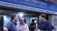 El sábado 12 de diciembre el Sitio de Memoria Virrey Cevallosrealizó el acto de cierre de las actividades del año. Durante el acto, que contó con muestras gráficas, artes escénicas […]