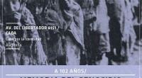(Agencia Prensa Armenia)El próximo miércoles 19 de abril a las 10 hs en la Casa por la Identidad del Espacio Memoria y Derechos Humanos (ex ESMA, Avenida del Libertador 8151, […]