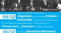 """El 9 de diciembre de 1948 las Naciones Unidas aprobaron la """"Convención para la Prevención y la Sanción del Delito de Genocidio"""". Raphael Lemkin acuñó el concepto basándose en el […]"""