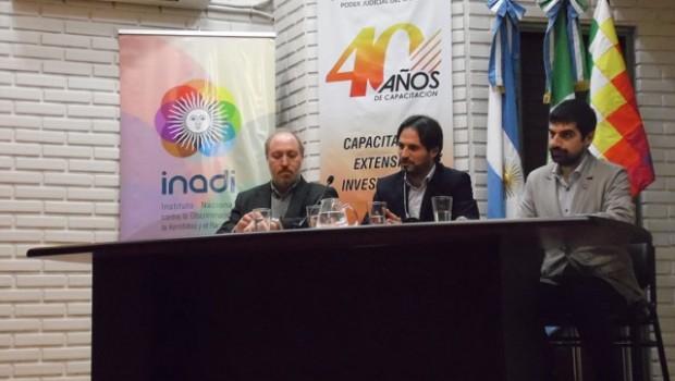 """El ciclo federal de charlas """"El negacionismo como forma de discriminación"""" tuvo una nueva entrega en la ciudad de Resistencia, Chaco el 27 de agosto en el Centro de […]"""