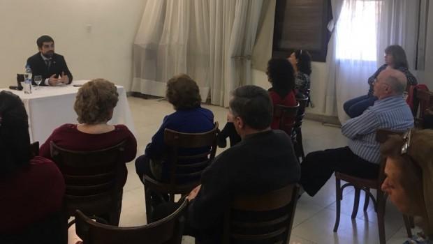 El director del Consejo Nacional Armenio (CNA) de Argentina, Nicolás Sabuncuyan, brindó una exposición en el marco de la Cátedra Abierta sobre Genocidios y Holocausto de la Universidad Católica de […]